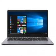 "Notebook Asus VivoBook X405UA, 14"" Full HD, Intel Core i5-7200U, RAM 4GB, HDD 1TB, Endless OS"