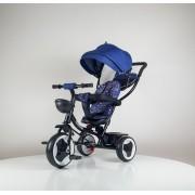 """Dečiji tricikl Playtime """"Moni""""-Rotirajući model 431 plavi"""