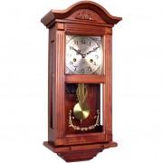 Orologio a pendolo da parete meccanico 31 giorni 72047