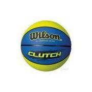 Bola Basquete Clutch #7 - Wilson - Azul/verde