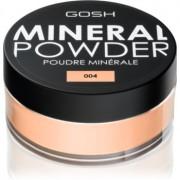 Gosh Mineral Powder pudra cu minerale culoare 004 Natural 8 g