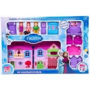 DollsnKings FROZEN HAPPY HOUSE (Pink)
