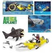 Toys R Us Exclusive Animal Planet - Dunkleosteus Deep Sea Exploration Playset