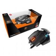 Мишка Cougar 700M EVO, оптична (16000dpi), USB, черна, 8 програмируеми бутона, RGB