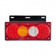 Lampa stop cu led SMD 9010 12V/24V (33x18)