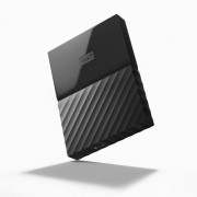 "HDD EXTERNAL 2.5"", 1000GB, WD My Passport Ultra, USB3.0, Black (WDBYNN0010BBK-WESN)"