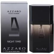 Azzaro Azzaro Pour Homme Night Time Eau de Toilette para homens 50 ml