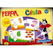 Albi - Ferda, Čísla