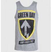 tílko pánské Green Day - Tre Badge - BRAVADO - 12141380