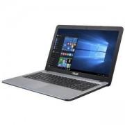 Лаптоп ASUS X540SA-DM669D, 15.6 инча FHD, Intel Pentium N3710, 4GB, 1TB, Сребрист