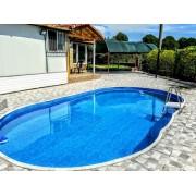 AZURO 405DL havuz ve filtre - SÜPER PLUS PAKETİ