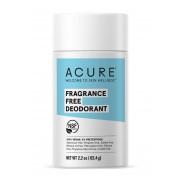 Natural Deodorant Stick - Fragrance Free 63g