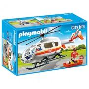Playmobil City Life, Elicopter medical de urgenta