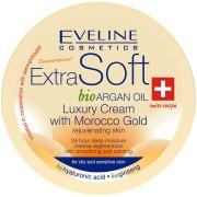 Crema pentru piele uscata Eveline ExtraSoft Bio Argan Oil 200 ml