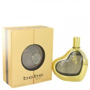 Bebe Gold Eau De Parfum Spray By Bebe 3.4 oz Eau De Parfum Spray