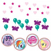 Confetti party My Little Pony