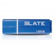 USB DRIVE, 128GB, Patriot Supersonic Slate, USB3.1, Blue (PSF128GLSS3USB)