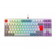 Xtrfy K4 RGB Mekaniskt Gamingtangentbord TKL RETRO EDITION [Kailh Red]
