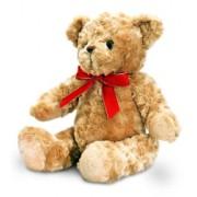 Ursulet de plus cu funda rosie Keel Toys 30 cm