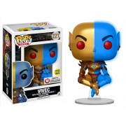 Funko Pop Vivec Glow Gamestop Sticker Elder Scrolls Games