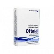 Alfa Intes Oftaial Soluzione Oftalmica a base di Sodio Ialuronato 15 Flaconi Da 0,6 ml