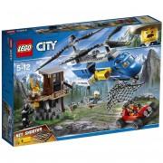 Lego city police arresto in montagna 60173