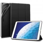 ESR Silicon Folder iPad Air (2019) Smart Folio Case - Black