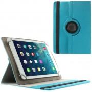 Javu - HP ElitePad 1000 G2 Hoes - Rotatie Cover Denim Licht Blauw