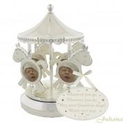 Carusel muzical pentru bebelusi Juliana