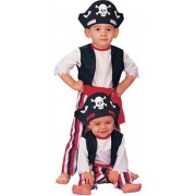 Soft & Cuddly Costumes Pirate - Toddler