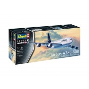 Plastic ModelKit Aircraft 03872 - Airbus A380-800 Lufthansa New Livery (1: 144)