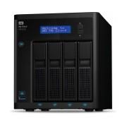 Western Digital My Cloud PR4100 NAS de 4 Bahias, 40TB, Intel Pentium N3710 1.60GHz, USB 3.0, para Mac/PC - no incluye Discos