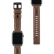 UAG Apple Watch 44 mm: UAG Leather Strap band
