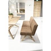 Banc design et moderne en bois