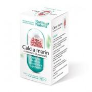 Calciu marin + Vitamina D2 naturala