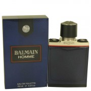 Balmain Homme Eau De Toilette Spray 3.4 oz / 100 mL Men's Fragrances 535121