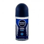Nivea Men Cool Kick 48h deodorante antitraspirante roll-on con effetto rinfrescante 50 ml uomo