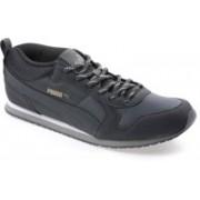 Puma ST Runner Demi Twill IDP Sneakers For Men(Silver)