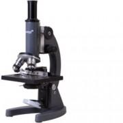 Монокулярен микроскоп Levenhuk 7S NG, 40–800x оптично увеличение