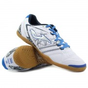 Joma maxima 802 white indoor - Scarpe da calcetto