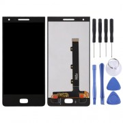 LCD Screen and Digitizer Full Assembly for BlackBerry Motion (Black)