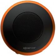 Boxa Portabila Boompods Aquapod AQPORA, Bluetooth, 3W (Negru/Portocaliu)
