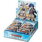 Cardfight Vanguard TCG Card Game English VGE-BT10 Triumphant Return of the King of Knights Booster Box - 30 packs / 5 cards