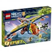 LEGO Nexo Knights, X-Arcul lui Aaron 72005