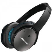 Слушалки Bose QuietComfort 25 Acoustic Around-Ear Noise Cancelling Wired Headphones for Apple Devices - Black