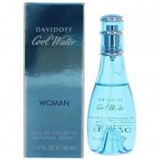 Davidoff Cool Water Woman EDT 30 ml geurtje - Eau de Toilettes