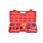 vidaXL Комплект 19 заключващи инструменти за регулиране работата на двигателя
