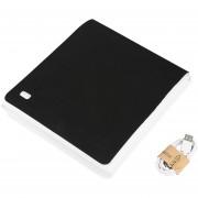 EW Mini portátil Lightbox Photography Studio Softbox plegable de la caja del Kit de luz