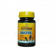 Nature Essential Salvia 300mg 60 comprimidos - nature essential - plantas medicinales