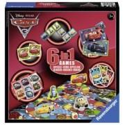 Joc 6 In 1 Disney Cars.Joc de memorie domino loto Familii fericite joc de puzzle cu zar